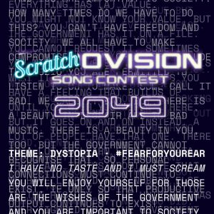 Scratchovision Song Contest 2019 (dystopia)
